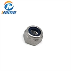 DIN985 Stainless Steel A2-70 Nylon Lock Nuts